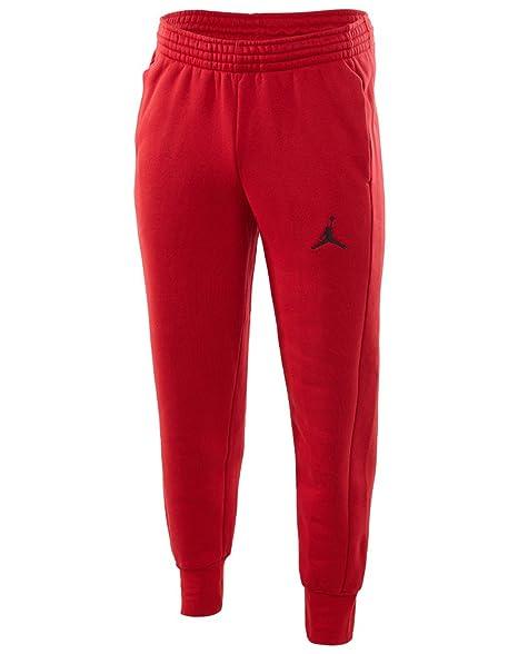 Amazon.com: Nike Jordan Flight baloncesto puños pantalones ...