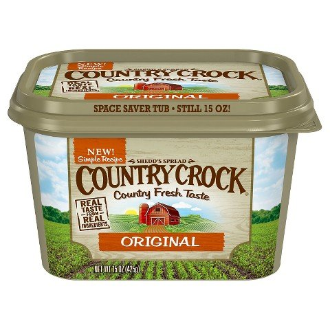 Country Crock Margarine - COUNTRY CROCK SPREAD ORIGINAL 15 OZ PACK OF 3