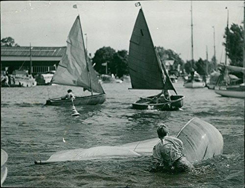 Vintage photo of Yachts: Dinghies for sale  Delivered anywhere in USA