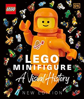 Book Cover: LEGO® Minifigure A Visual History New Edition