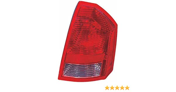 Multiple Manufacturers NI2802110N Partslink Number NI2802110 OE Replacement NISSAN ALTIMA Tail Light Assembly