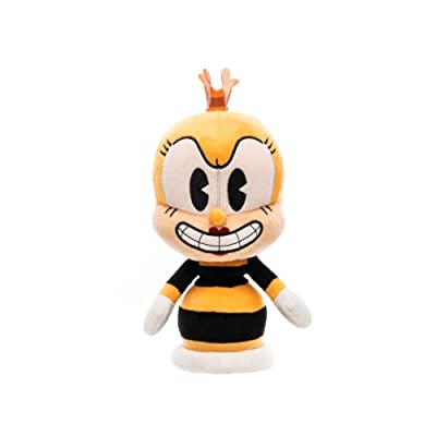 Funko Plush: Cuphead - Rumor Honeybottoms Collectible Figure, Multicolor: Toys & Games