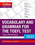 Image of Vocabulary and Grammar for the TOEFL Test (Collins English for the TOEFL Test)