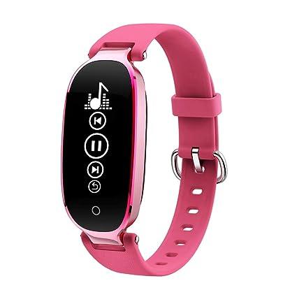 FANZIFAN Reloj Inteligente Smartwatch de Moda Reloj ...