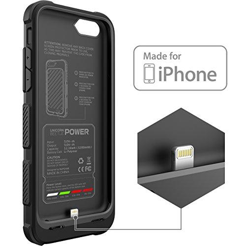 Iphone 6 Battery Case Apple Mfi Certified Beetle Sport