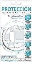 Crystalusion - Protector Pantalla Universal Cristal Liquido, Crystalusion