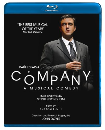 Company: A Musical Comedy [Blu-ray] [Import] B0014IC320