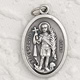 St. Expedite Medal (AKA Espedito) Bomap official producer - 100% Made in italy - NO COPY