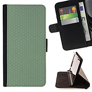 DEVIL CASE - FOR LG OPTIMUS L90 - Simple Pattern 23 - Style PU Leather Case Wallet Flip Stand Flap Closure Cover
