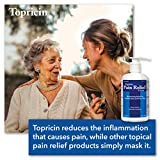 Topricin Pain Relief Therapy Cream Fast Acting Pain