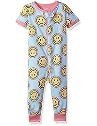 The Children's Place baby-girls Baby Sweet Li'l Short Sleeve Stretchie