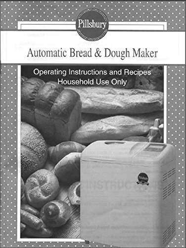 pillsbury-bread-machine-maker-instruction-manual-recipes
