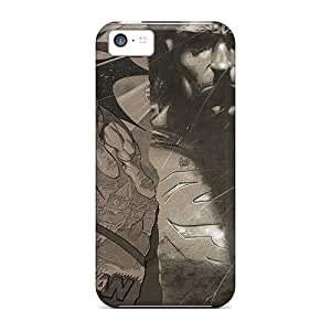 New Batman And Superman Tpu Case Cover, Anti-scratch Phone Case For Iphone 5c