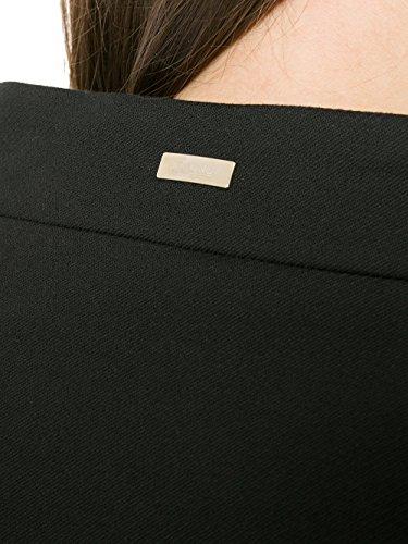 Chaqueta Algodon Herno Mujer CA0199D121639300 Negro xOHwfnY0Cq