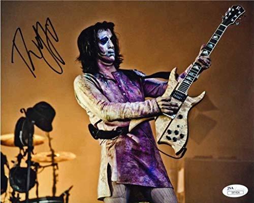 Twiggy Ramirez Marilyn Manson Autographed Signed 8x10 Photo Authentic Memorabilia - JSA Authentic Memorabilia