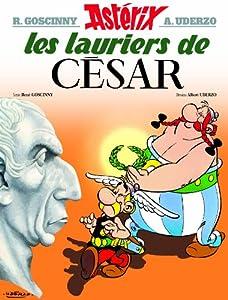 """Afficher """"Astérix n° 18<br /> Les lauriers de César"""""""