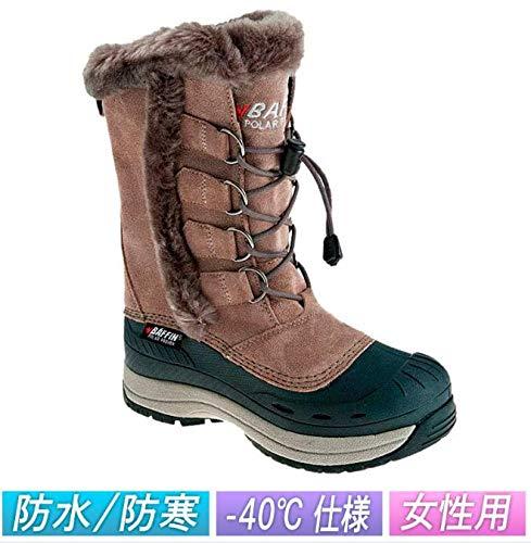 BAFFIN TECHNOLOGY バフィンテクノロジー DRIFT WOMEN'S SERIES CHLOE BOOT 女性用 スノーブーツ TAUPE 11(約28cm) B07MSPRKN5  11(約28cm)