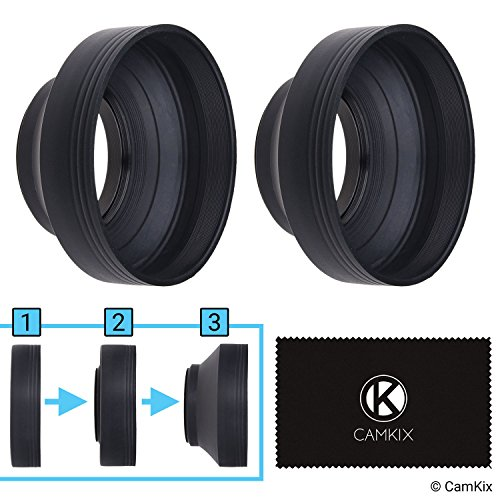 Camera Lens Hood 67mm Collapsible
