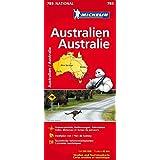 Australien (Michelin Nationalkarte)