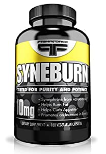 Primaforce, Syneburn Weight Loss Capsules, 10 MG 180 Count
