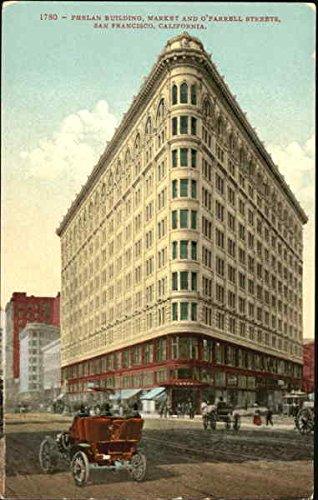 Phelan Building Market And O'Farrell Streets San Francisco, California Original Vintage - Francisco Farrell San Street O