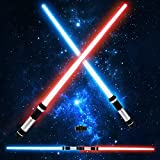 TOY Life Light Up Saber | 2 Pack Telescopic