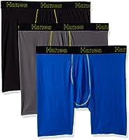 Hanes Mens 3-Pack Comfort Flex Fit Ultra Lightweight Mesh Boxer Brief Boxer Briefs