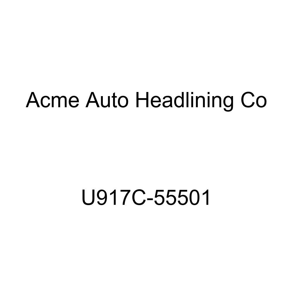 Acme U917C-55501 Front and Rear Sandalwood Cloth Bench Seat Upholstery