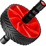N1Fit Ab Roller Wheel - Sturdy Ab Workout Equipment for Core Workout - Ab Exercise Equipment as...