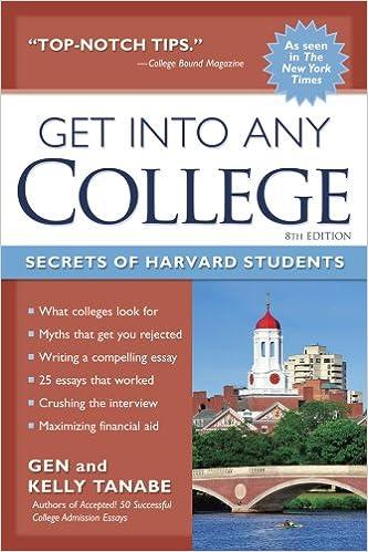 how do i get into college