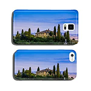 Tuscany landscape, San Quirico d¡äOrcia, Italy cell phone cover case iPhone6
