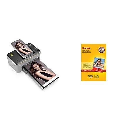 Amazoncom Kodak Dock Wi Fi Portable 4x6 Instant Photo Printer