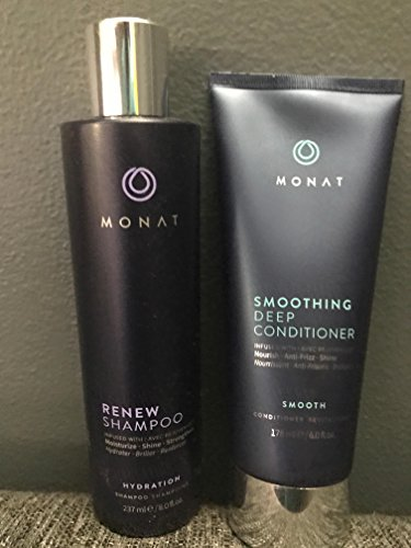 MONAT NEW!!!! 2 PIECE SET / RENEW SHAMPOO& SMOOTHING DEEP CONDITIONER!!! - Deep 2 Piece Set