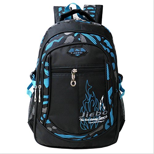 School Backpack Boys Bookbag Child