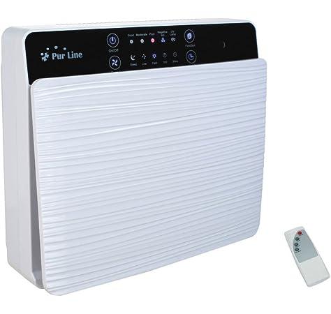 PURLINE Fresh Air 50 Purificador de Aire Filtro HEPA, Carbón ...