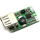 DZS Elec Mini DC 6-24V 24V 12V to 5V 3A USB Buck Voltage Converter Regulator Power Supply Module USB Charging Step Down Voltage Module
