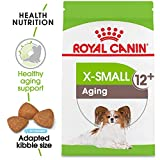 Royal Canin Size Health Nutrition X-Small Aging 12+ Dry Dog Food, 2.5 Lb Review
