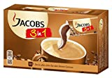 Jacobs 3in1 Instant Coffee Sticks, Pack of 12, 12 x 10 Single Servings