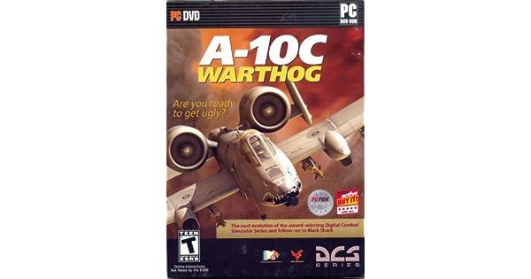 Amazon com: A-10C Warthog - PC: Video Games