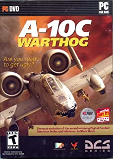A-10C Warthog - PC (B005KQ99O2) | Amazon price tracker / tracking, Amazon price history charts, Amazon price watches, Amazon price drop alerts