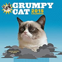 2015 Wall Calendar: Grumpy Cat