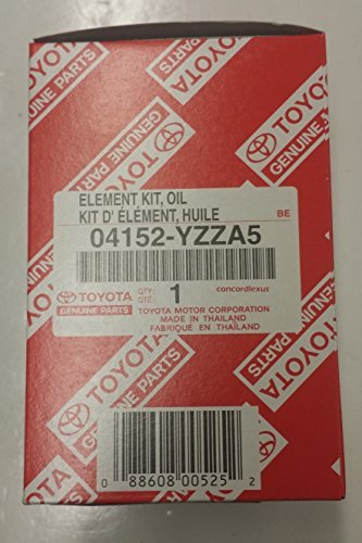 Lexus 04152-YZZA5, Engine Oil Filter
