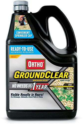 Scotts Ortho GroundClear Vegetation Killer Concentrate, 2-Gallon