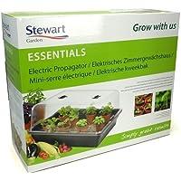 GardenMarketPlace Stewart Essentials - Invernadero eléctrico (52 x