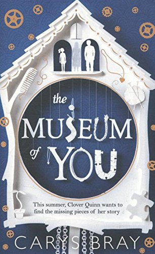 book cover of The Museum of You