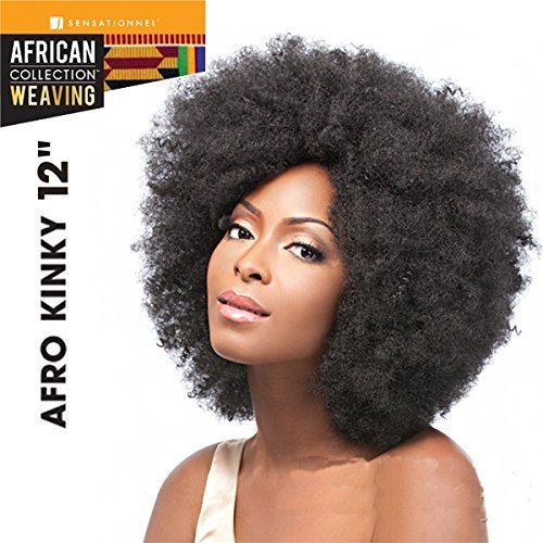 AFRICAN COLLECTION WEAVING AFRO KINKY product image