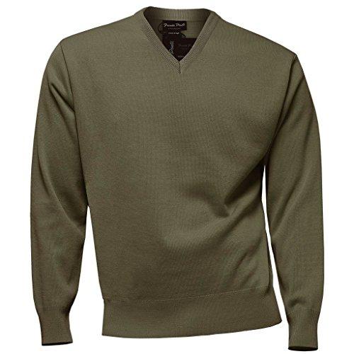 Franco Ponti - Pull - Homme marron marron taille unique