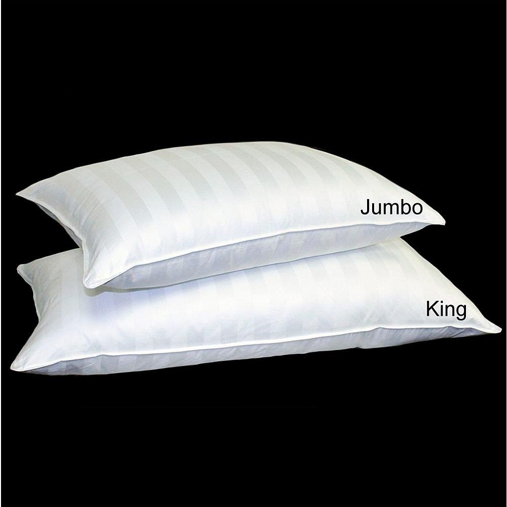 Bed - Pillow Best Decorative Sleeping Pillow For Comfortable Healthy Nap On Living Room Couch, Sofa, Bedroom Mattress At Home. White Down Pillow. Cute, Soft, Cozy Bedding. Standard.