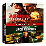 Jack Reacher kolekce 1-2 2DVD