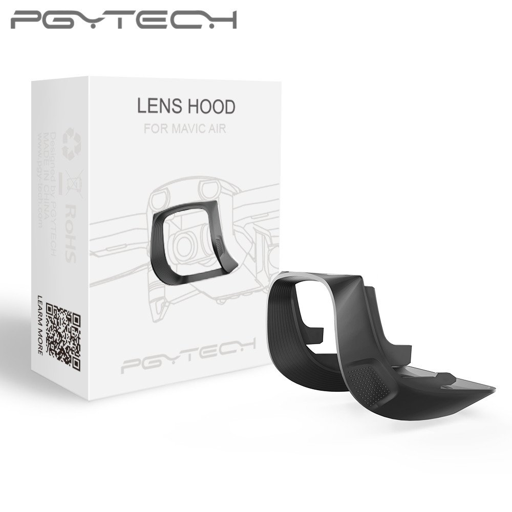 PGYTECH Mavic Air Lens hood Camera Protector Sun Shade Glare Shield Gimbal Shade Anti Glare Lens for DJI Mavic Air Accessories